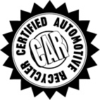 CAR Certified Auto Recycler