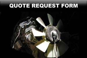 Parts Price Quote Request Form
