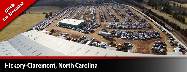 Used Auto Parts in Hickory - Claremont NC - Matlock's Used Parts