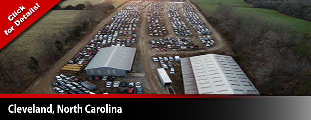 Used Auto Parts in Cleveland NC - Matlock's Used Parts
